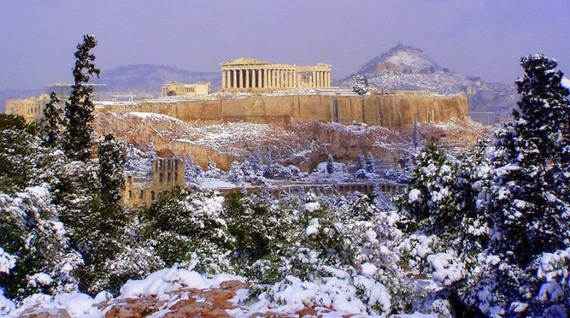 Greek Winter Destinations scaled - BEST PLACES TO VISIT IN GREECE