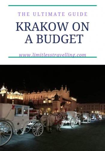 KRAKOW ON A BUDGET 534x800 1 - THE ULTIMATE GUIDE TO TRAVEL TO POLAND ON A BUDGET; PART 1 - KRAKOW ON A BUDGET