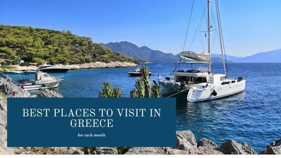 best places to visit in Greece