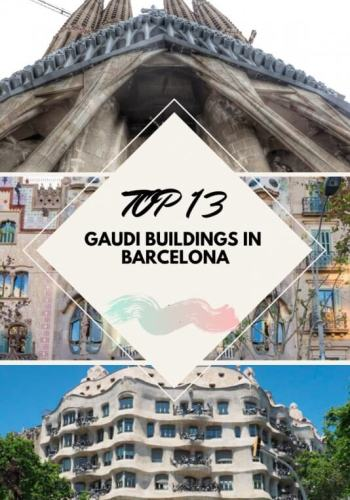 TOP 13 1 534x800 1 - TOP 13 Gaudi Buildings in Barcelona