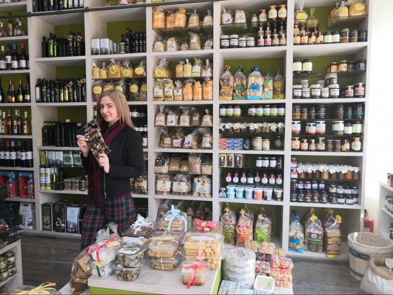 grocer shop scaled - The Ultimate Athens Food Tour |Review