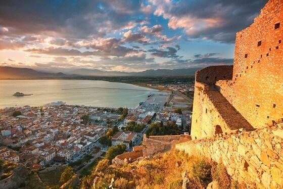 nafpliowinter 1 - Winter Holidays in Greece: the best travel ideas