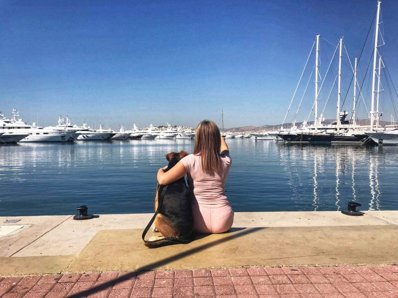 Best Travel Blog in Greece | Limitless Travelling with K