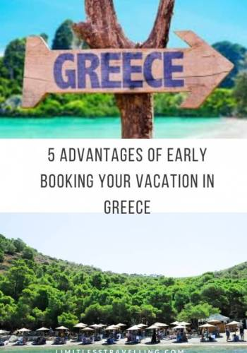 vacation in greece 534x800 1 - 5 Advantages of early booking your vacation in Greece