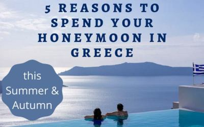 5 REASONS to spend your honeymoon in greece - HOME
