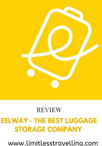Spring - Eelway - the best luggage storage company | review