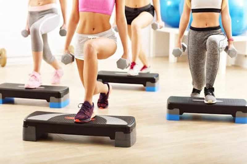 AerobicStepPlatform - 10 Best Home Exercise Equipment For Weight Loss