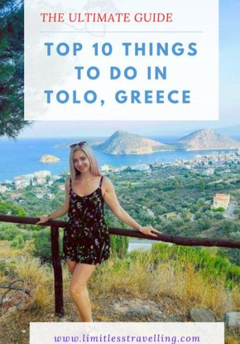 5 Best Greek Islands to visit from Athens - Top 10 Things To Do in Tolo (Peloponnese, Greece)