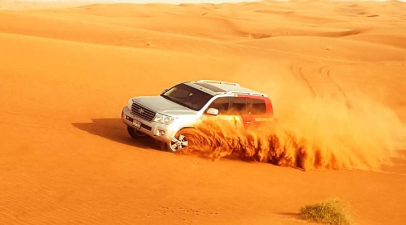 desert safari adventure min 800x444 - Best Morning Desert Safari in Dubai