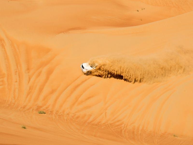 tips for morning desert safari min - Best Morning Desert Safari in Dubai