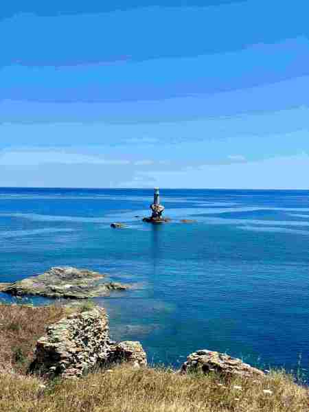 lighthouse 600x800 - 7 Top Reasons To Visit Andros Island In Greece