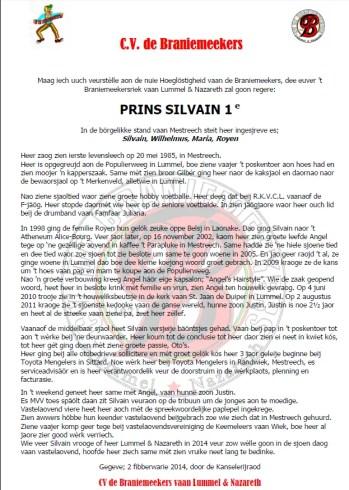 CV Prins2014