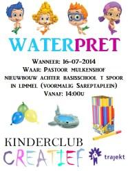 Flyer Waterpret Facebook