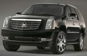 Picture of Cadillac Escalade SUV for CT to JFK airport service