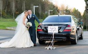 Image of Wedding Mercedes S550