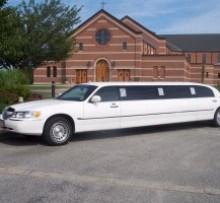 8 passenger ct white limousines photo