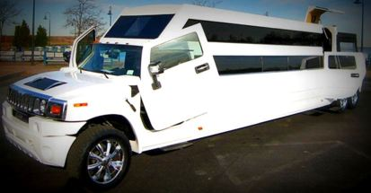Image of Limousines of Connecticut Double Decker Hummer Limousine