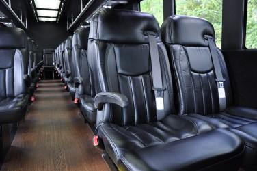 CT Shuttle Coach Bus Image