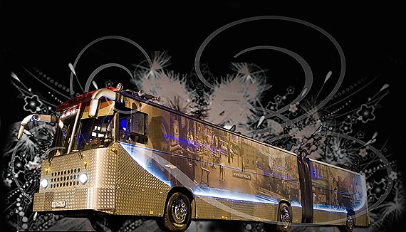 Party-Bus - Фото машин - Snow&Fire Limo