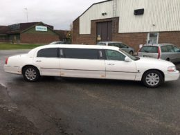Lincoln Town Car Limo Stretch Limousine -07