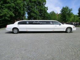 Lincoln Town Car Stretch Limo Limousine Kryst -06