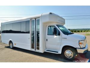 New 2014 Ford E450 Mini Bus Shuttle  Tour LGE Coachworks