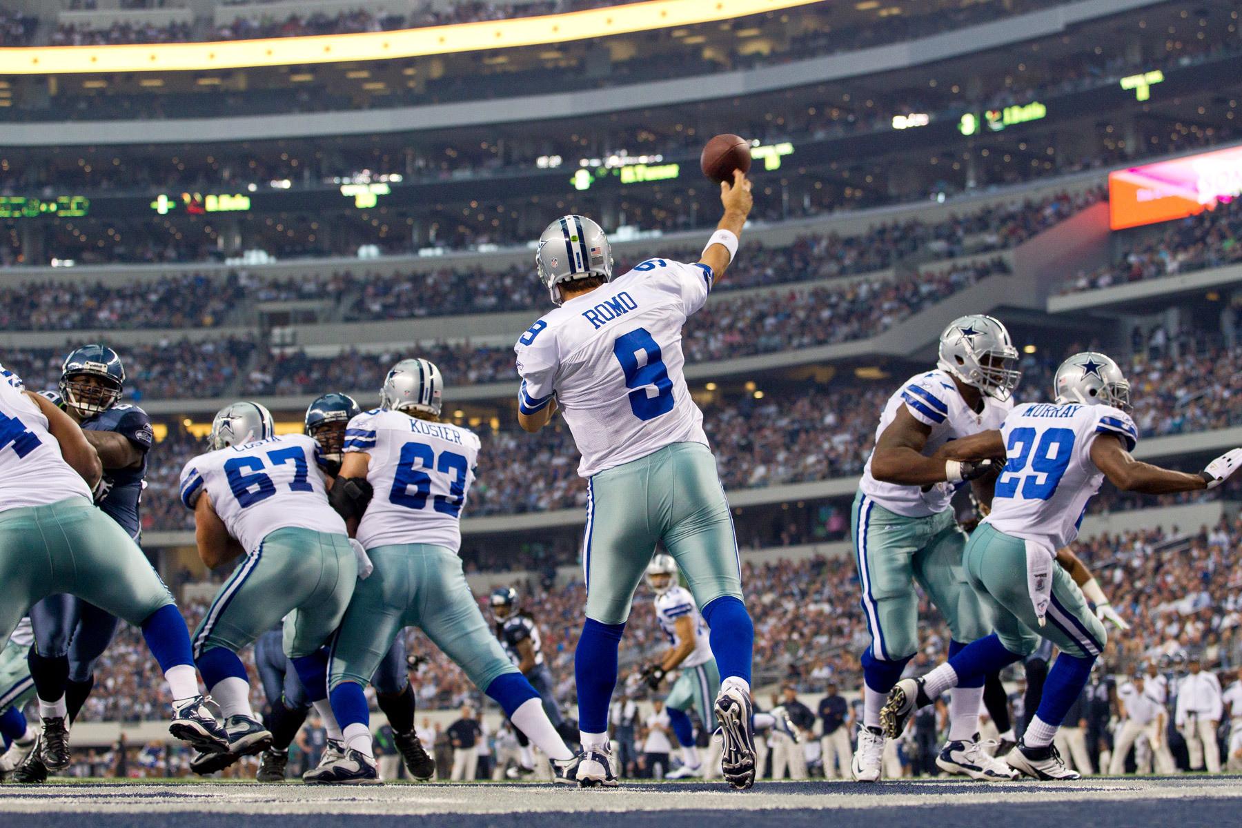 sporting events limo dallas cowboys