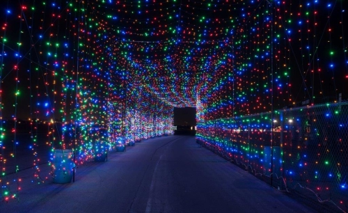 Holiday Lights Tour | Christmas Lights Tour | Limo | Party Bus ...