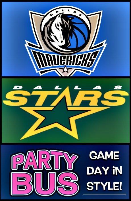 Dallas Mavericks Stars Game Transportation