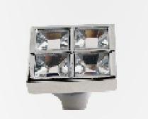 ST Fornitue Square Cristal Button 70819