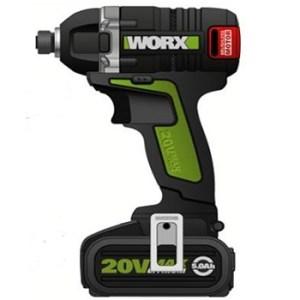 Worx Impact Driver Brushless 20Volt WU292_1