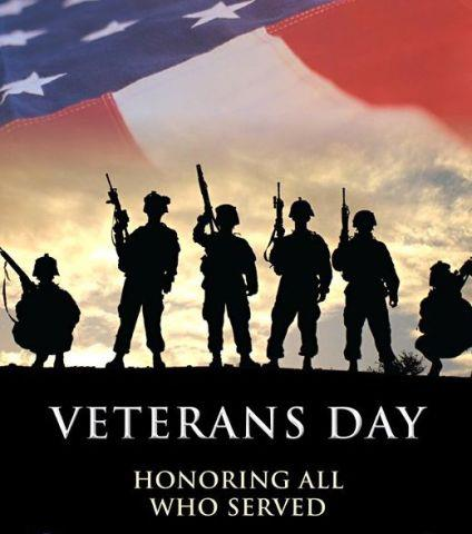 Thank you to all Southern California Veterans. Happy Veterans Day from Crystal Limousines & Tours in Southern California!