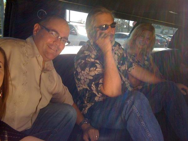 Los Angeles Limousine Service to the Wiltern Theater for the Meatloaf Concert 2012
