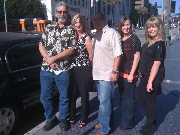 Orange County to LA Limo Service for concert at The Wiltern Theater