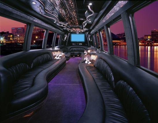 Orange County Party Bus