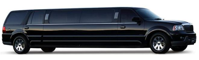 Orange County and Los Angeles Navigator limo
