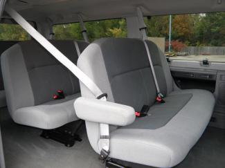 Executive Van Interior