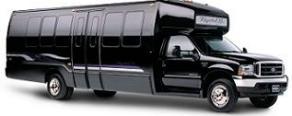 Orange County Limo Bus Anaheim, Irvine, Santa Ana