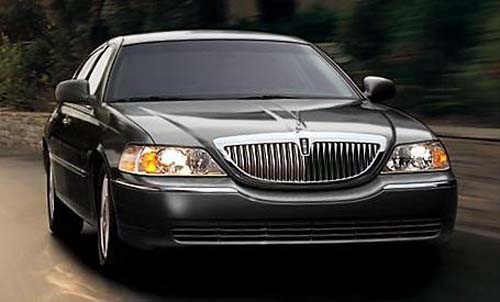 Orange County Town Car Service: Lincoln ...