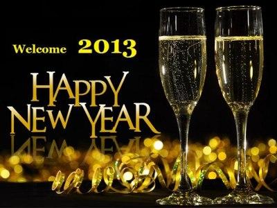 Happy New Year Orange County & Los Angeles
