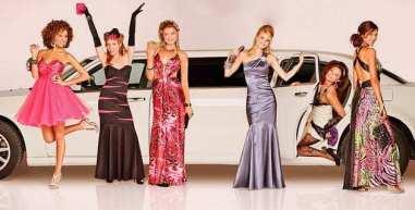 prom limousine