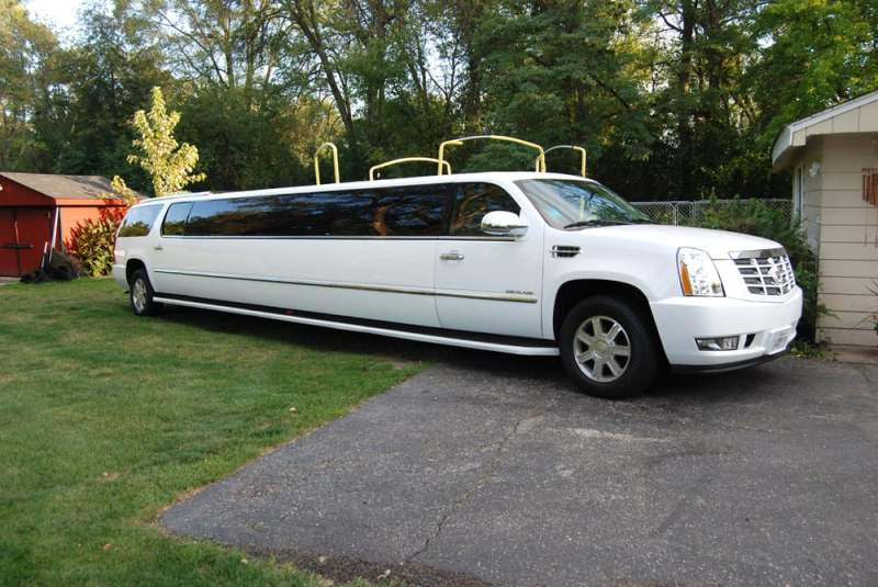 Going Green Limousine