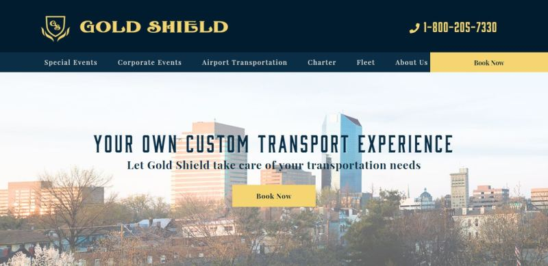 Gold Shield Transportation