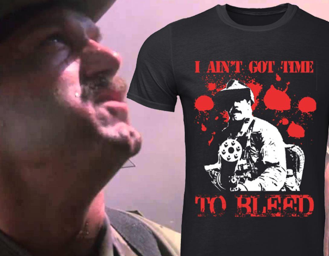 PREDATOR FILM Jesse Ventura T Shirt