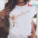 Kansas City Chiefs dandelion shirt
