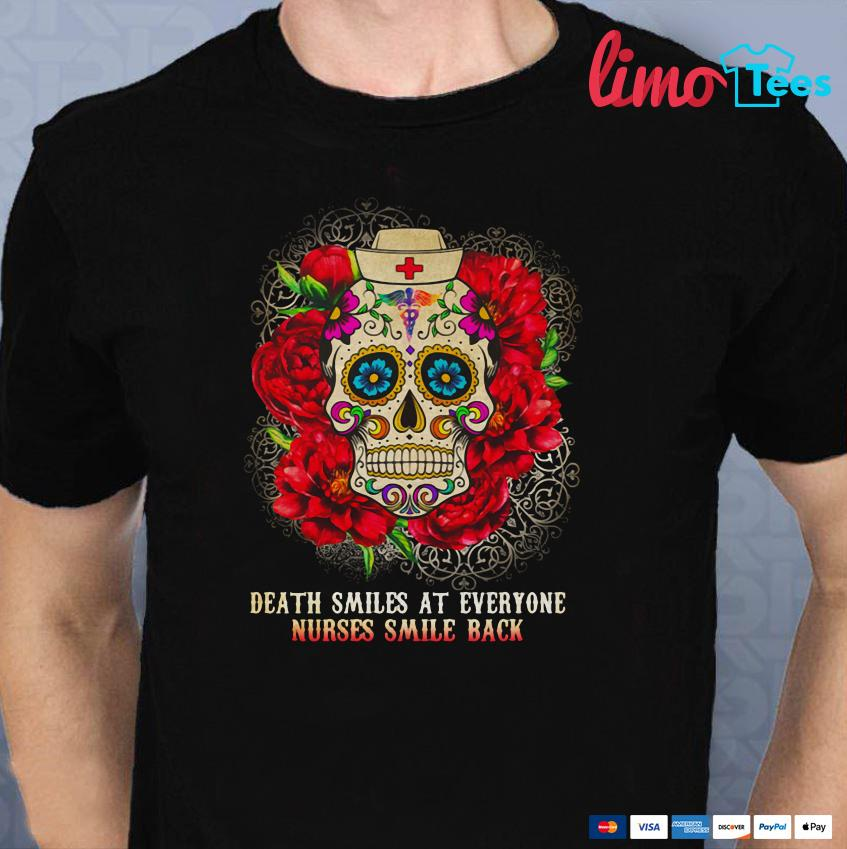 Poco Loco seath smiles as everyone nurses smile back shirt