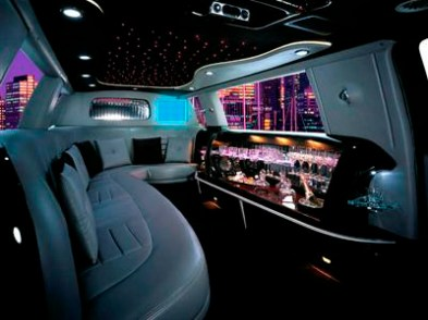 2- Ace Town Car Limo (in)