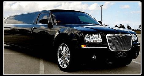 Chrysler 300 Limo (6 Passenger )