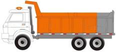 Caminhão Basculante de 10/12 m³