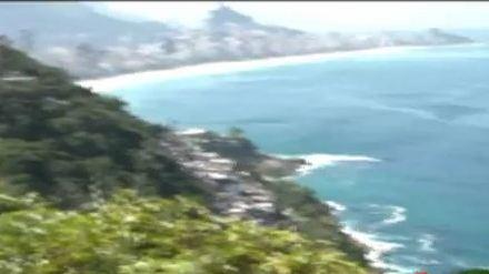 Moradores de favela no Rio transformam lixão em paraíso ecológico